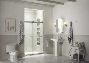 Walk-In Shower Alamo Heights TX