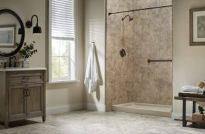Walk-In Shower Fredericksburg TX