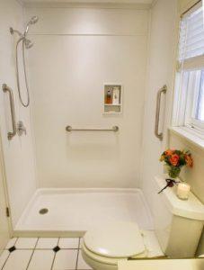 Wheelchair Accessible Shower San Antonio TX