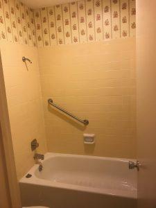 Safe Showers Serves